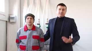 видео аренда бокса под грузовой автосервис