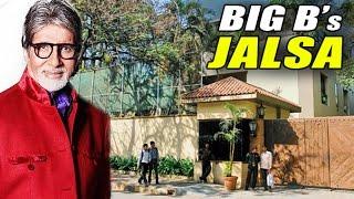 Amitabh Bachchan's Bunglow JALSA - Celebrity Landmark Hotspots In Mumbai