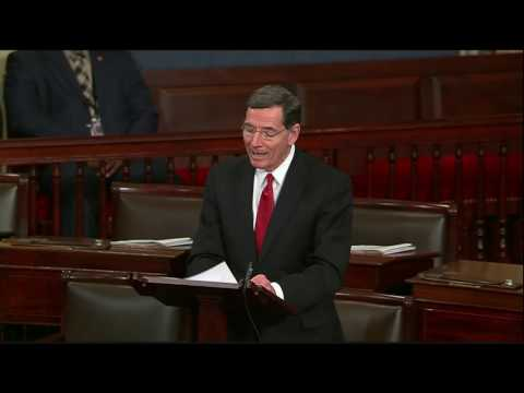 Barrasso: America needs to be a Leader of Nuclear Development