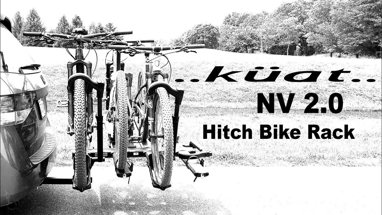 Kuat Nv 2 0 Hitch Bike Rack Install Quick Review Youtube