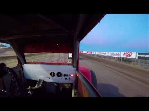 Casa Nissan Legends Heat #2 21 Jul 18 @Southern New Mexico Speedway