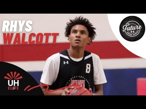 Rhys Walcott 8th UA Future Highlights - UH Elite