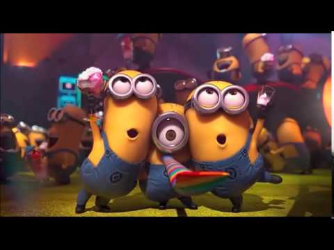 Minions ~On top of the world  Imagine Dragons~