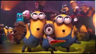 Minions ~On top of the world - Imagine Dragons~
