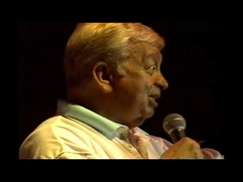 Mel Torme 1988 Riverbend Festival in Chattanooga Tennessee