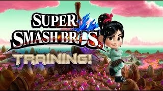 Straight Outta Sugar Rush! | Smash Training (Mii Brawler)