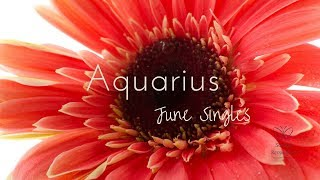 Secret love...revealed! AQUARIUS Singles Reading June 2018
