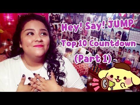 Top Ten Hey! Say! JUMP Music Videos