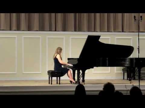 Mandy Traylor Senior Recital Excerpt