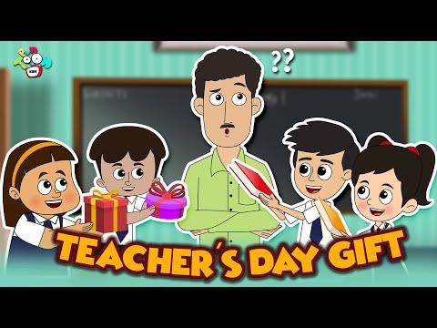 Teacher's Day Gift | Teacher's Day Special | Moral Stories | Kids Stories | PunToon Kids English