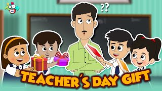 Teacher's Day Gift | Teacher's Day Special | Moral Stories | Kids Stories | PunToon Kids English
