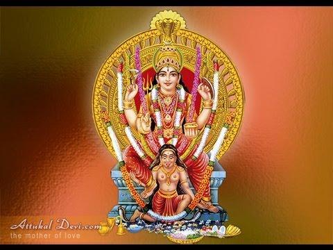 KS Chitra Attukal Amma Devotional Song
