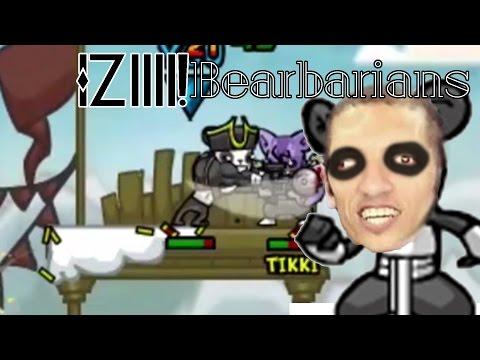 IZIIIII! - Bearbarians #2
