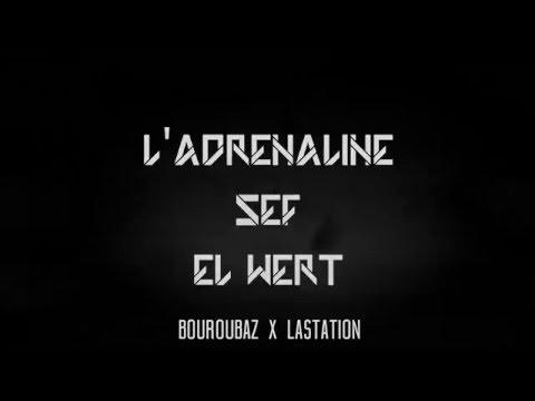 La Station- Ft Sef bouroubaz #Bat'Art Video lyrics 2016