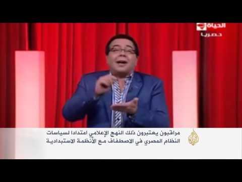 ممثل مصري يسخر من معاناة سكان حلب