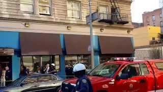 Работа полиции в Сан-Франциско(Старт видео через 15 секунд после выстрела на улице неблагополучного района в СФ. Через 2 минуты на месте..., 2014-07-01T07:47:44.000Z)