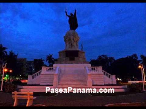 Estatua de Vasco Nuñes de Balboa