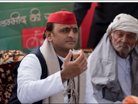 BJP की 'चाय पे चर्चा' पर सपा करेगी 'सच्चाई पे चर्चा': Akhilesh Yadav