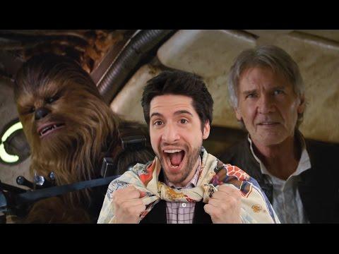 Star Wars: The Force Awakens teaser trailer review