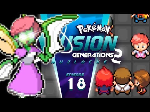 WHAT IS THIS? - Pokémon Fusion Generations 2 Nuzlocke Part 18!