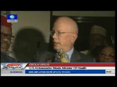 U.S. To Establish Health Centres For Ebola In Nigeria