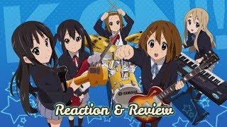 K-On! (けいおん! Keion!) Episodes 9 & 10 Reaction & Review