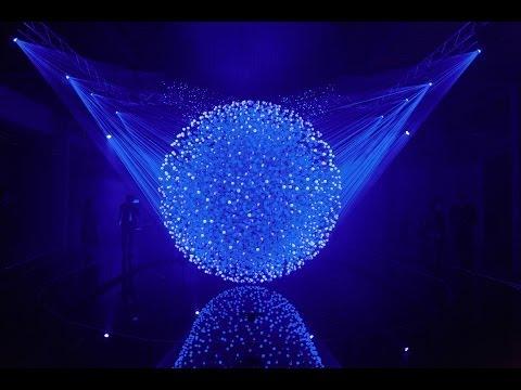 FLUIDIC - Sculpture in Motion - (kinetic sculpture) full documentation 2014