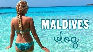 VLOG: Sejour aux Maldives - un Paradis retrouvé! ? Vacances d'été 2015