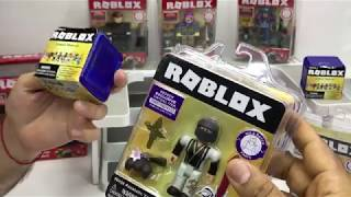 UNboxing ROBLOX SURPRISE TOYS Jazwares ★ toy games and collectibles ★