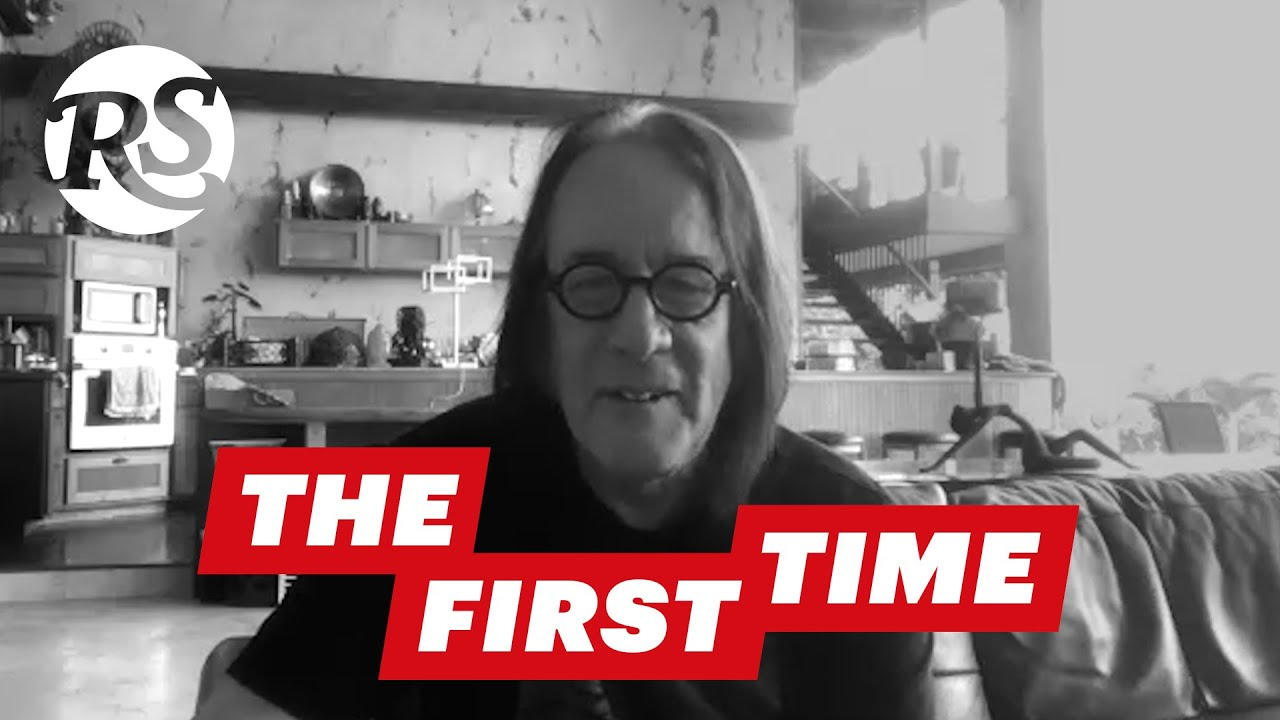 Todd Rundgren on Meeting David Gilmour, Playing His First Concert, and Getting High | The First Time