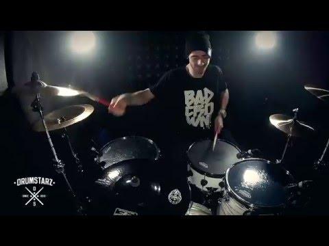 Carcass - Heartwork (Drum cover by Vladimir Zinoviev)