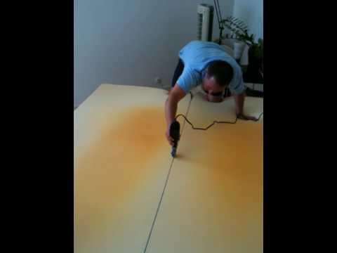 Cutting Foam Mattress