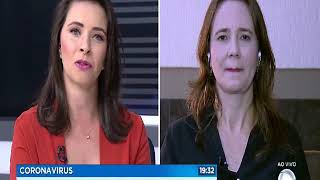 Dra Heloísa Ravagnani fala ao DF Record sobre alguns mitos e verdades sobre o Coronavírus