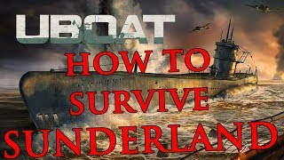 How to survive airstrikes & other stuff | UBOAT Backers Beta Pre-Early Access
