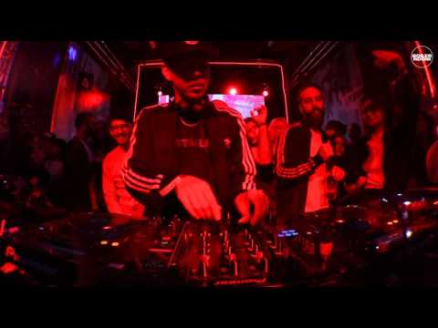 Nosaj Thing Boiler Room & adidas Originals Dubai DJ Set