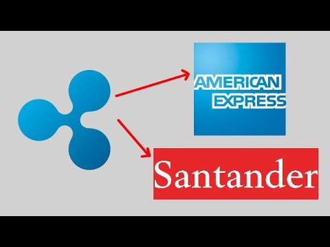 American Express Accidentally Leaks Blockchain Launch with Ripple & Santander in 2018