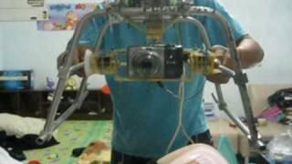 GIMBAL GYROSTABILIZED (Prototype) - BY zong@rc  THAILAND