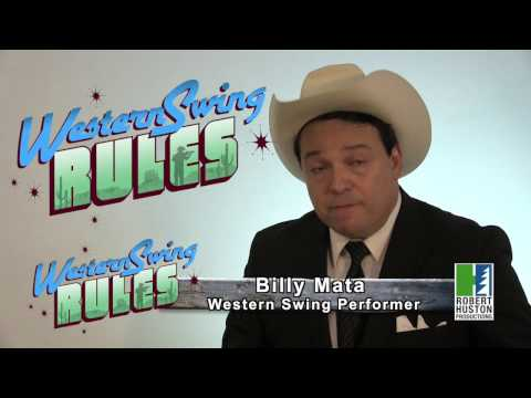 Western Swing RULES W/Billy Mata By Robert Huston Productions