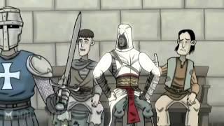 Прикол про Ассасин|мультфильмы смотреть приколы