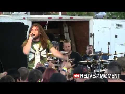 2013.07.24 Veil of Maya - Punisher (Live in Chicago, IL)