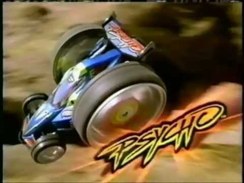 Tyco R/C - Psycho Commercial