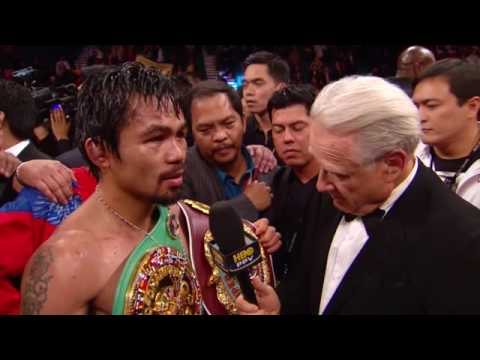 HBO Boxing: Pacquiao vs. Cotto After The Bell (HBO)