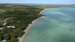 زلزال بقوة 7.6 درجة شرق سواحل كاليدونيا الجديدة جنوب المحيط الهادي وإنذار بموجة تسونامي…