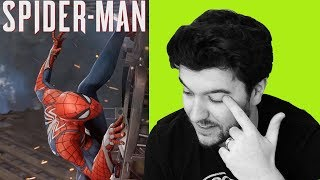 Yep, Spider-Man PS4 Seems Great (I Played It)