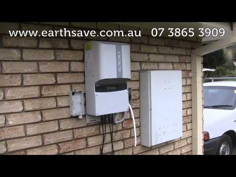 earthsave solar power installation brisbane