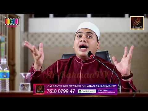 Ustaz Ahmad Husam - ISTIGHFAR Penghapus DOSA