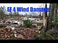 watch he video of Hurricane Maria winds being forecasted as equivalent to EF4 tornado strength!