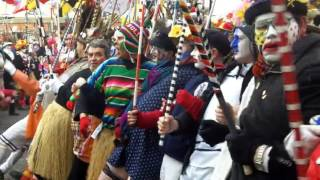 Chahut dans la bande de la Citadelle Carnaval de Dunkerque 2015   vidéo Dailymotion
