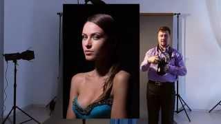 Уроки фотографии - Съемка портрета с рефлектором