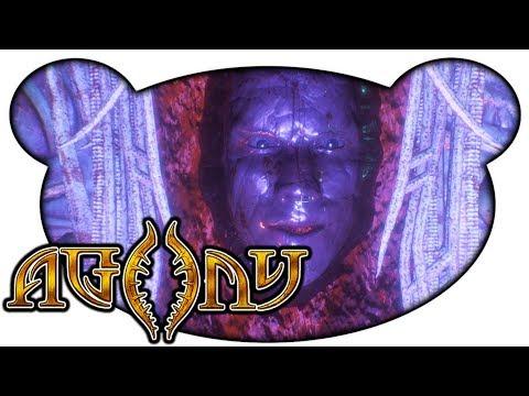 Agony #11 - Zeit für Spaß! (Let's Play Horror Facecam Gameplay Deutsch German)